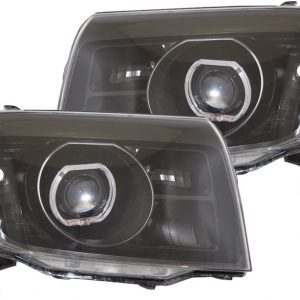 12-15 Honda Pilot HID Retrofit Black Headlights