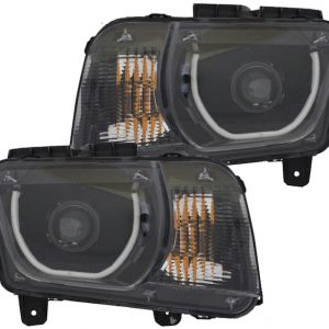 2010-2013 Chevrolet Camaro LED Projector Headlights