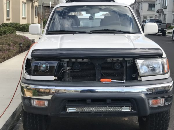 4runner headlights