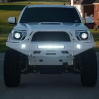 12-15 Toyota Tacoma LED Halo Headlights
