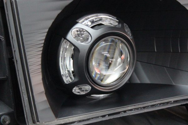 Toyota 4Runner Customized Headlights