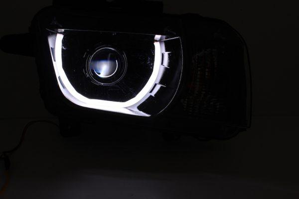 2010-2013 Chevrolet Camaro LED Projector Headlights