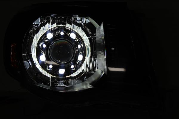 2005-2011 Toyota Tacoma LED Halo Projector Headlights