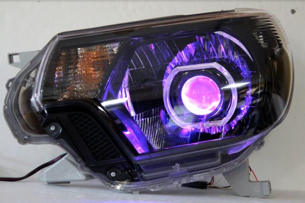 2012-2015 Toyota Tacoma LED Headlights