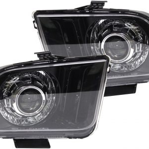 05-09 Ford Mustang Halo Projector Headlights