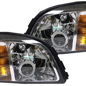 2000-2005 Cadillac Deville Halo Custom headlights