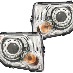 2008-2012 Ford Escape Led Halo Projector Headlights