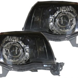 2005-2011 Toyota Tacoma LED Halo Projector Headlights
