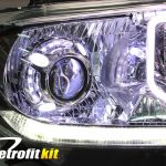 TOYOTA TUNDRA CUSTOM LED HEADLIGHTS
