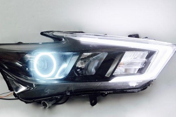 2016-2019 Nissan Maxima LED Halo Projector Headlights