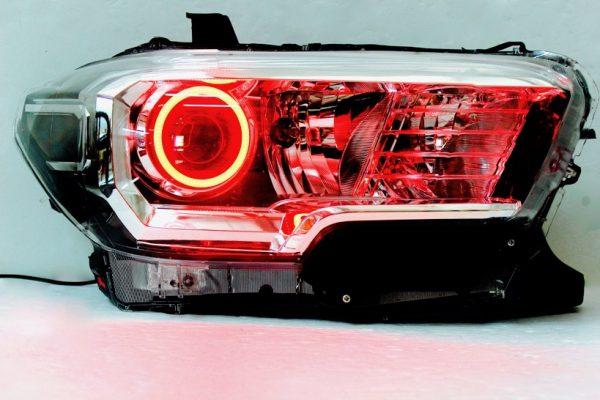 2016-2019 Toyota Tacoma Headlights Bi-Xenon HID Retrofit