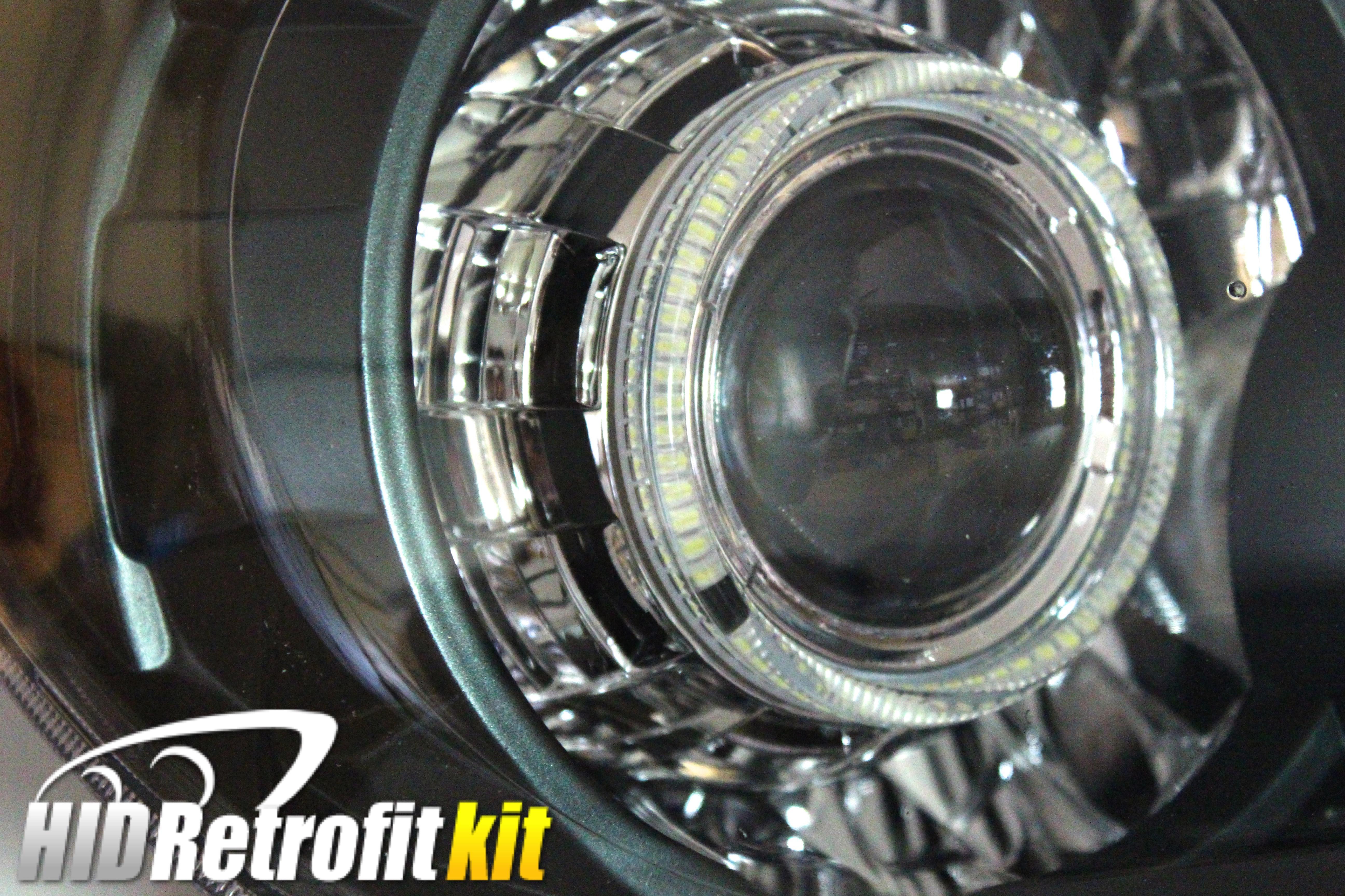 2013-2017 Toyota Tundra Custom HID Retrofit Bi-Xenon Headlights