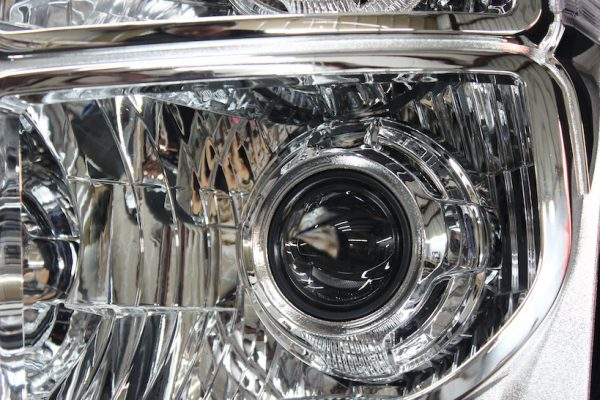 2011-2016 Ford Super Duty Projector Headlights