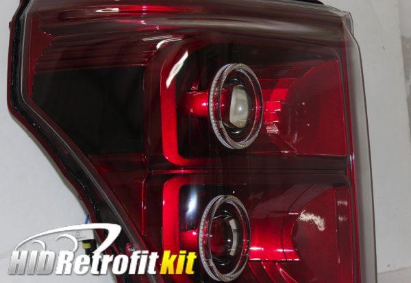 11-16 Ford F-250 Super Duty HID Retrofit Headlights