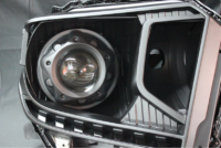 toyota tundra custom headlights