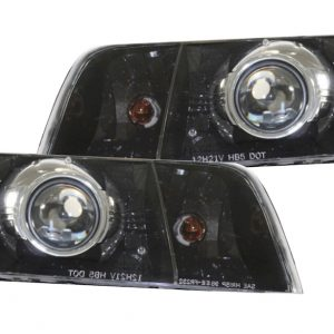 98-11 Ford Crown Victoria Custom Retrofit Headlights