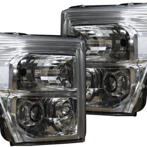 11-16 Ford Super Duty Projector Headlights
