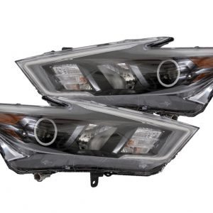 2016-2019 Nissan Maxima LED Halo Projector Headlights