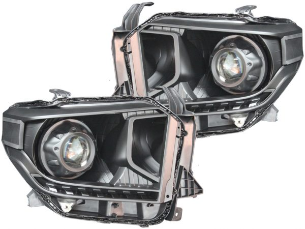 2014-2018 Toyota Tundra Custom LED Projector Headlights