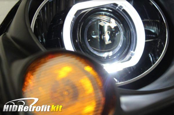 2000-2003 toyota mr2 mr-2 spyder retrofit projector headlights