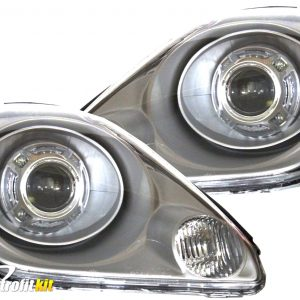 2000-2002 toyota mr2 mr-2 spyder retrofit projector headlights