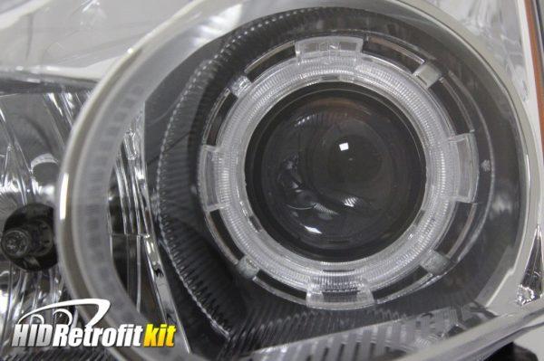 2010-2012 nissan altima retrofit projector headlamps