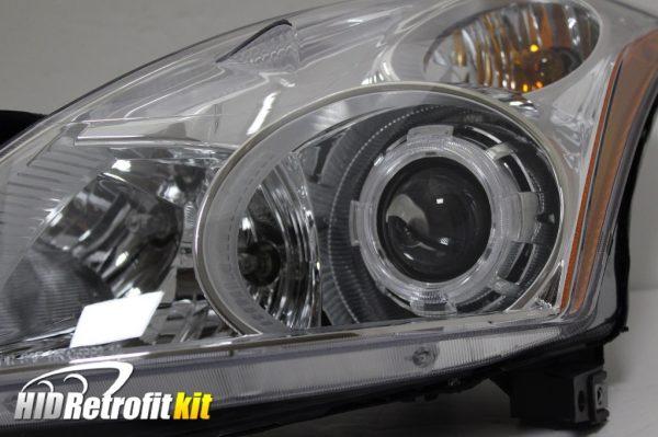 2010-2012 nissan altima sedan hid headlights