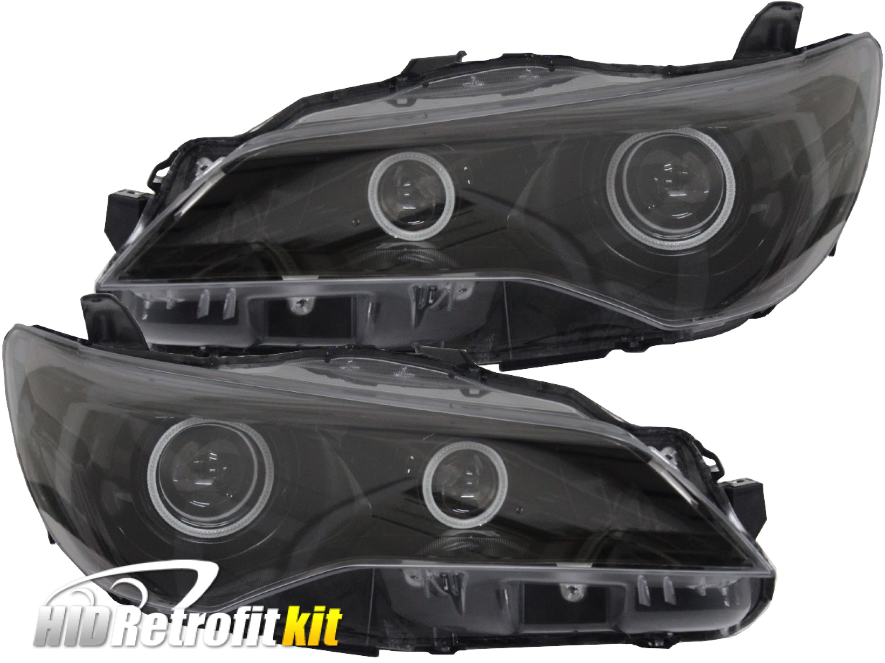 15 17 Toyota Camry Bi Xenon Hid Retrofit Headlights
