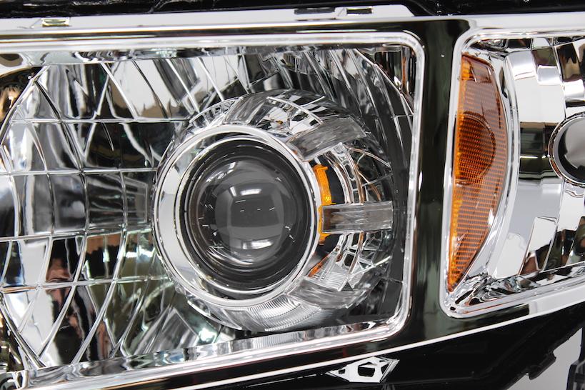 2006-2014 Honda Ridgeline LED Projector Headlights - HIDRetrofitKit