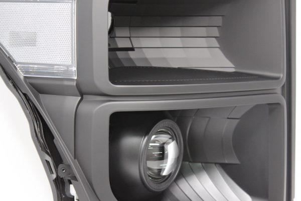 2011-2016 Ford F-250 F-350 Projector Headlights