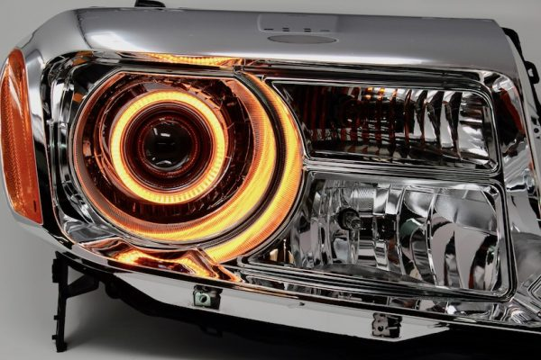 2012-2015 Honda Pilot Switchback LED Projector Headlights