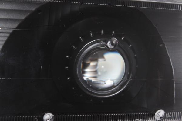 1996-2002 Toyota 4Runner Black Headlights HID Bi-Xenon Retrofit Kit