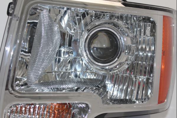 2009-2014 Ford F-150 Projector Headlights