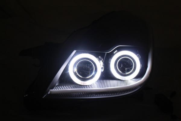 2010-2012 Nissan Altima Sedan Bright Led Headlights