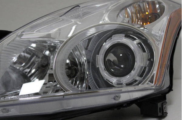 2010-2012 Nissan Altima Sedan Bi-Xenon Projector Headlights