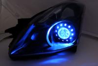 2010-2012 Nissan Altima Sedan Led RGB Halo Headlights