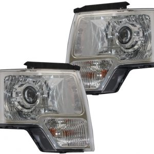 2009-2014 Ford F-150 HID Custom Bi-Xenon Projector Headlights