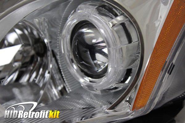 2012 nissan altima custom retrofit headlights