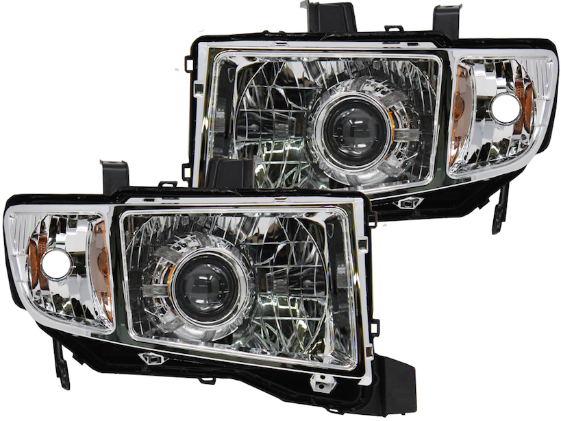Image Result For Honda Ridgeline Hid Headlights