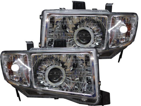 2006-2014 Honda Ridgeline Switchbacks LED Headlights