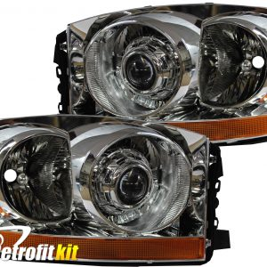 2006-2007-2008-2009-dodge-ram-1500-2500-3500-4500-retrofit-hid-bixenon-projector-headlights-custom-made-lamps