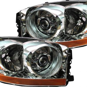 2006-2009 Dodge RAM 1500 ColorMorph LED Headlights