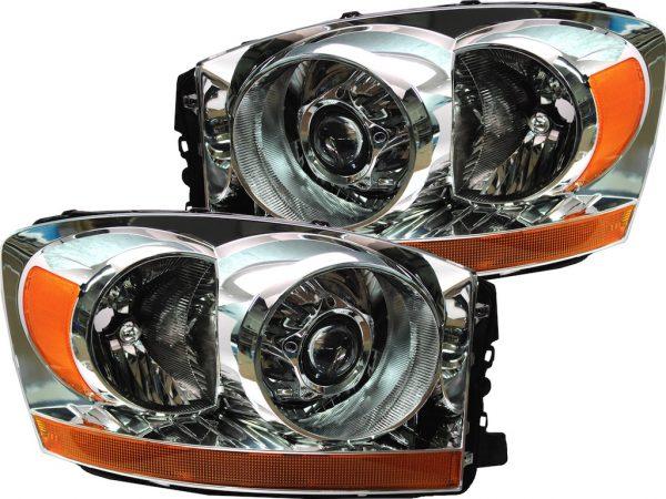 2006-2009 Dodge RAM 1500 ColorMorph LED Headlights