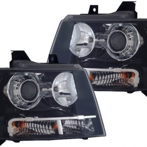 2007-2014 Chevrolet Tahoe Bi-Xenon HID Retrofit Headlights