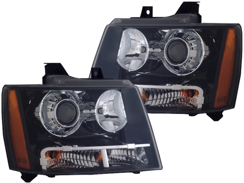 2007-2014 Chevrolet Tahoe Bi-Xenon HID Retrofit Headlights