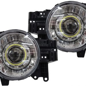 07-14 Toyota FJ Cruiser HID Retrofit Headlights