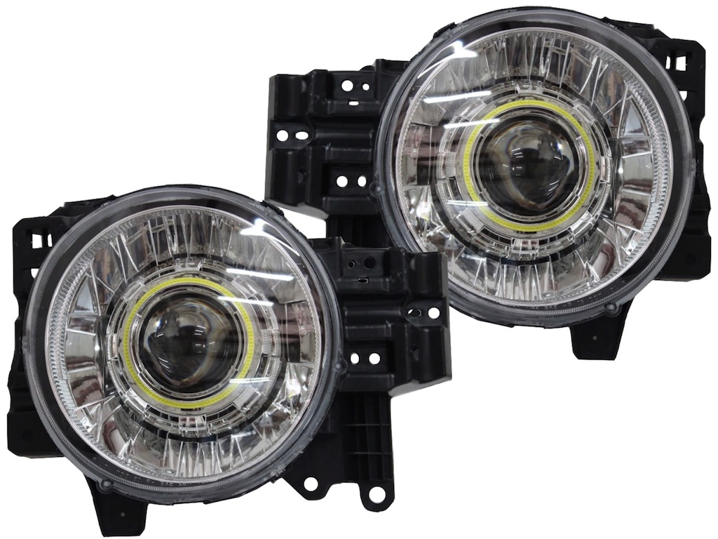 Retrofit Kit Color Shift Headlights 2014 Tundra Headlight Wiring Diagram Auto 07 14 Toyota Fj Cruiser Hid
