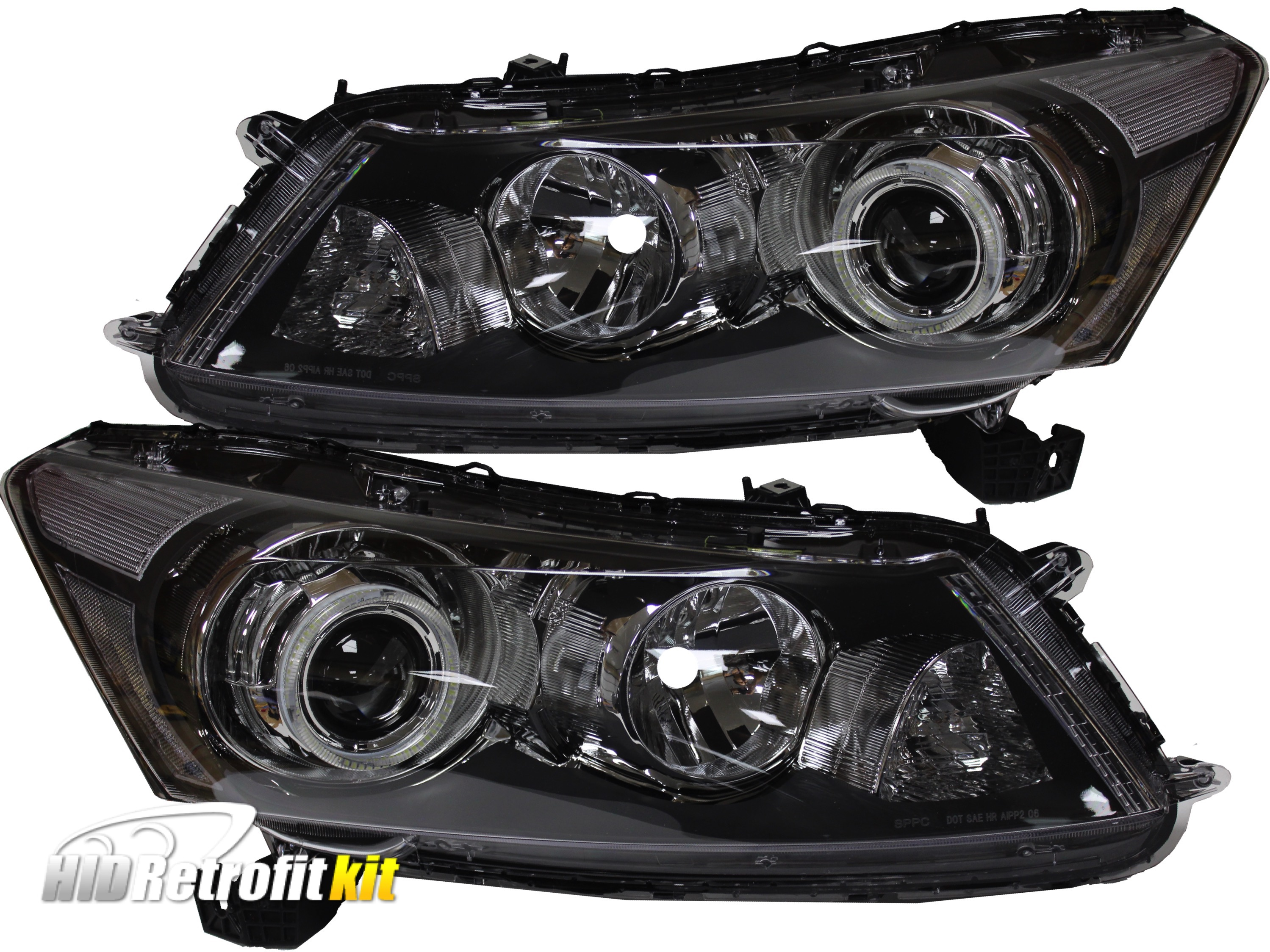 2008 2012 Honda Accord Sedan Led Retrofit Projector