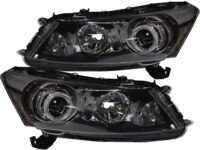 2008-2012 Honda Accord Sedan LED Retrofit Projector Headlights