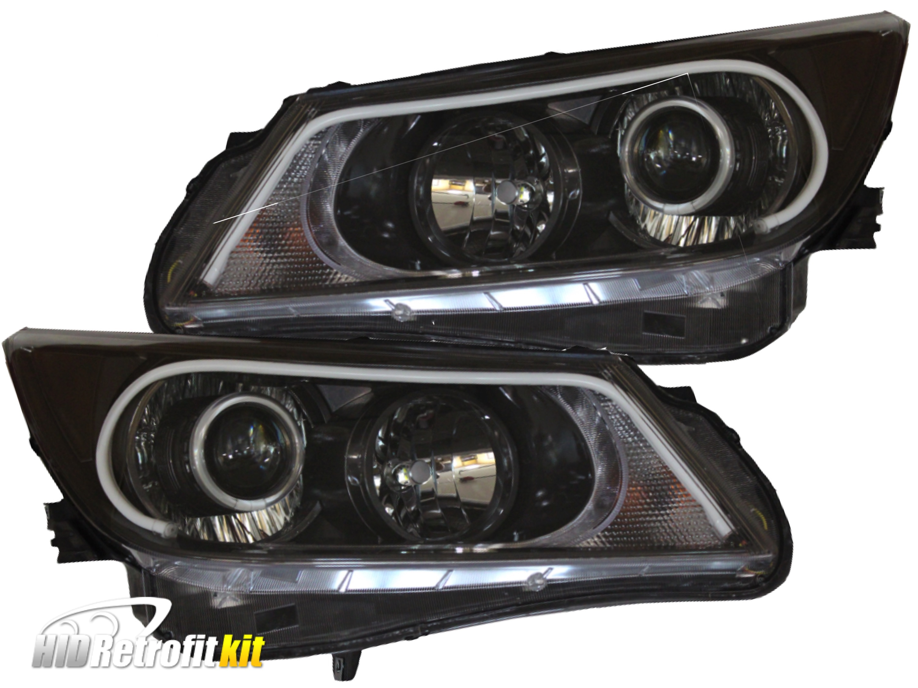 2010 2017 Buick Lacrosse Hid Projector Led Headlights